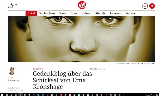 http://www.nw.de/lokal/bielefeld/sennestadt/sennestadt/20628623_Gedenkblog-ueber-das-Schicksal-von-Erna-Kronshage.html